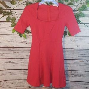 Pins & Needles 1/2 sleeve scoop neck dress Small